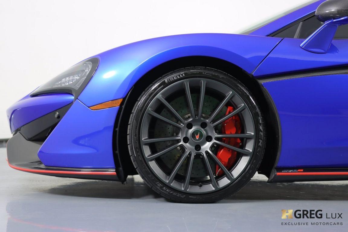 2018 McLaren 570S Spider #23
