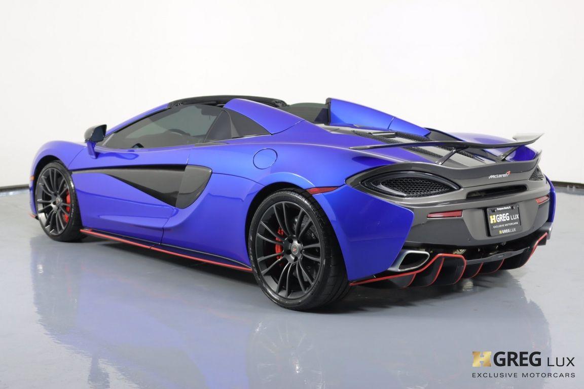 2018 McLaren 570S Spider #21