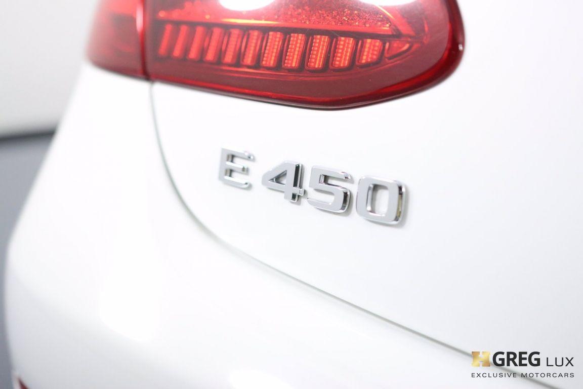 2019 Mercedes Benz E Class E 450 #20
