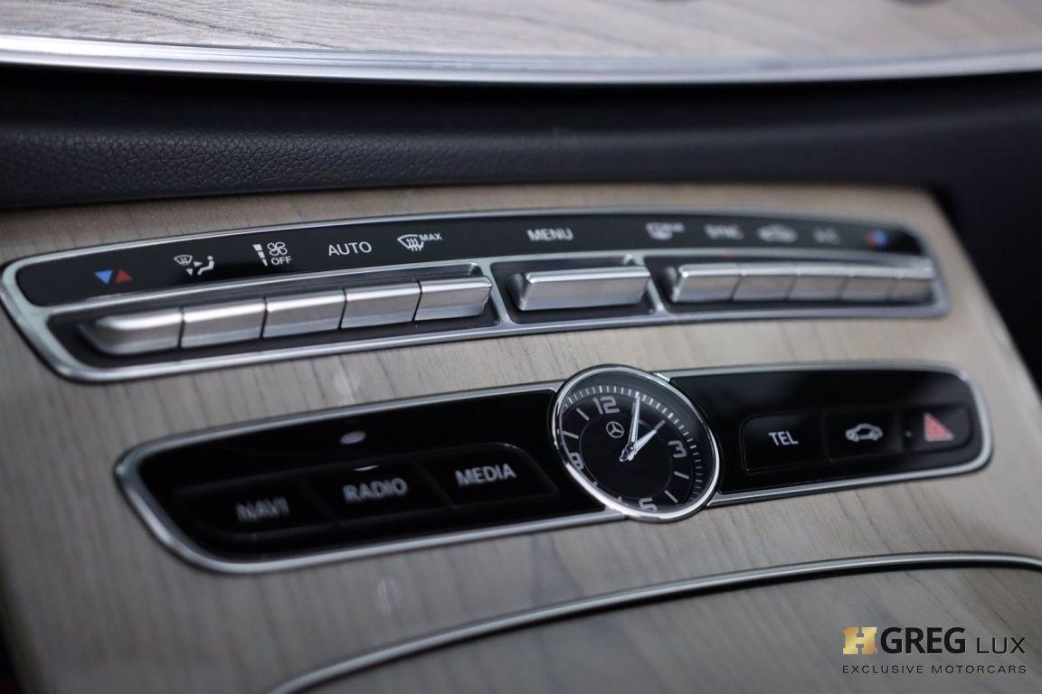 2019 Mercedes Benz E Class E 450 #43