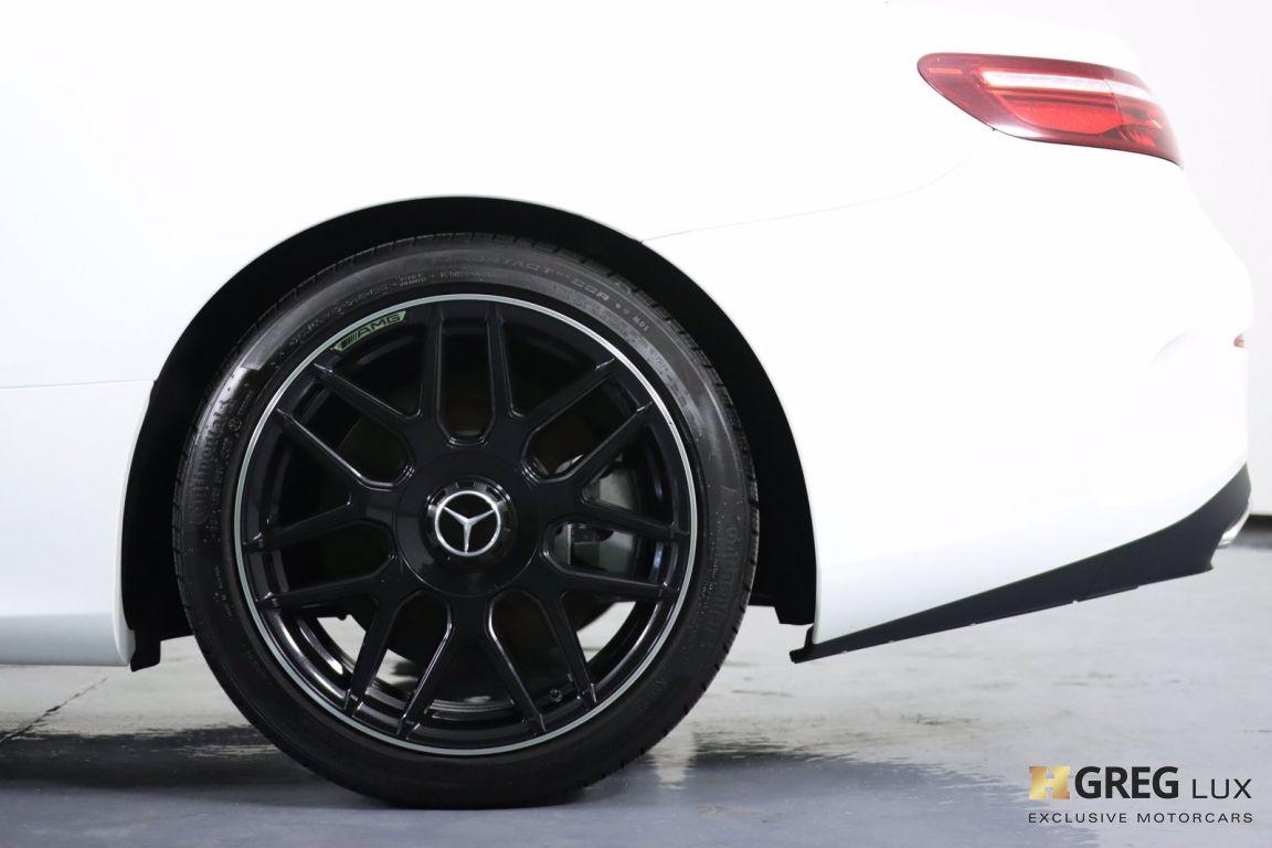 2019 Mercedes Benz E Class E 450 #25