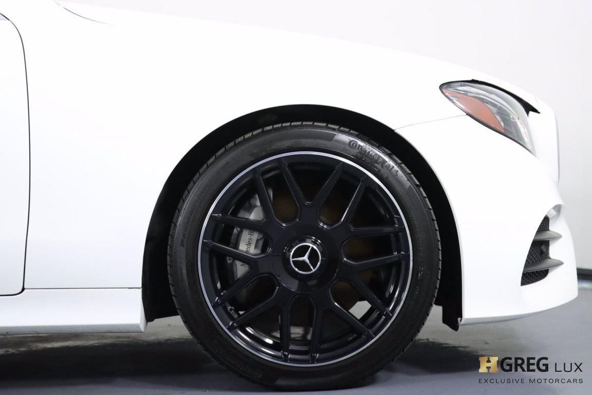 2019 Mercedes Benz E Class E 450 #12