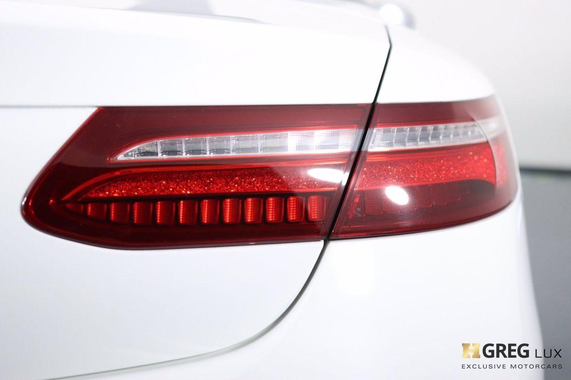 2019 Mercedes Benz E Class E 450 #19