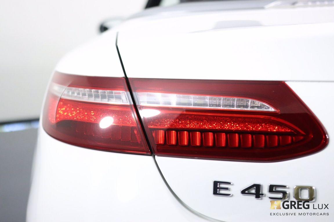 2019 Mercedes Benz E Class E 450 #18