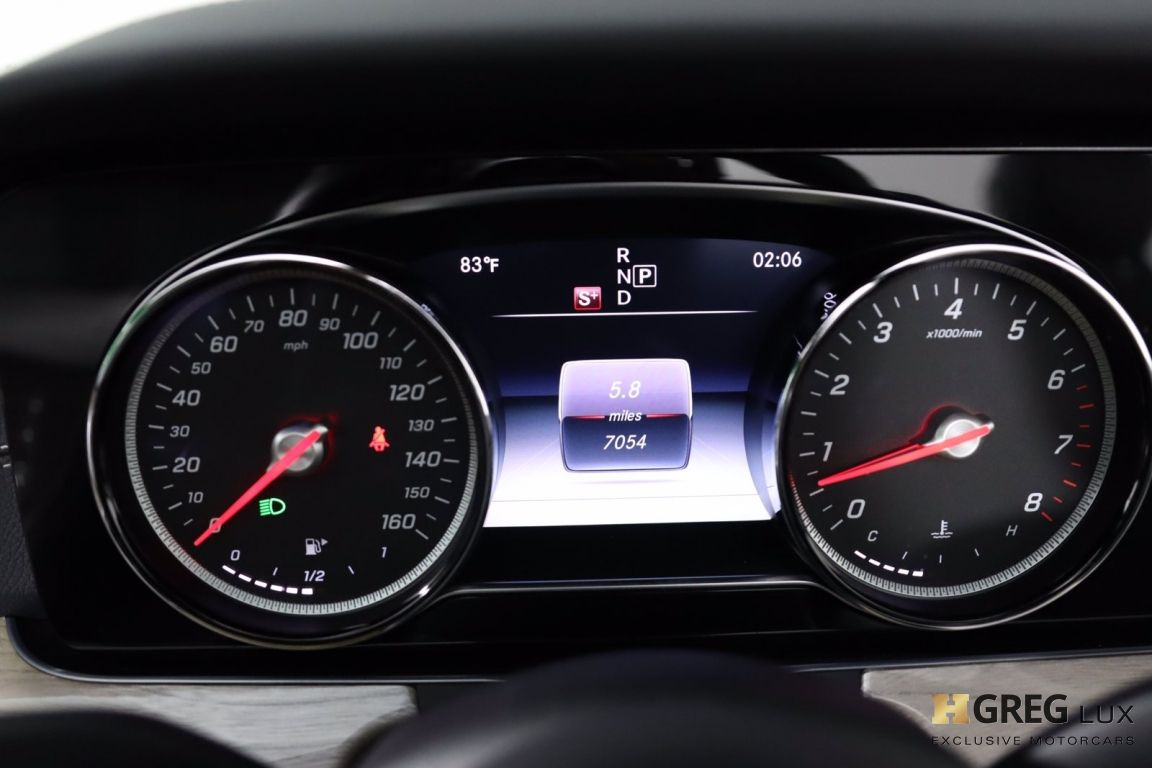 2019 Mercedes Benz E Class E 450 #48
