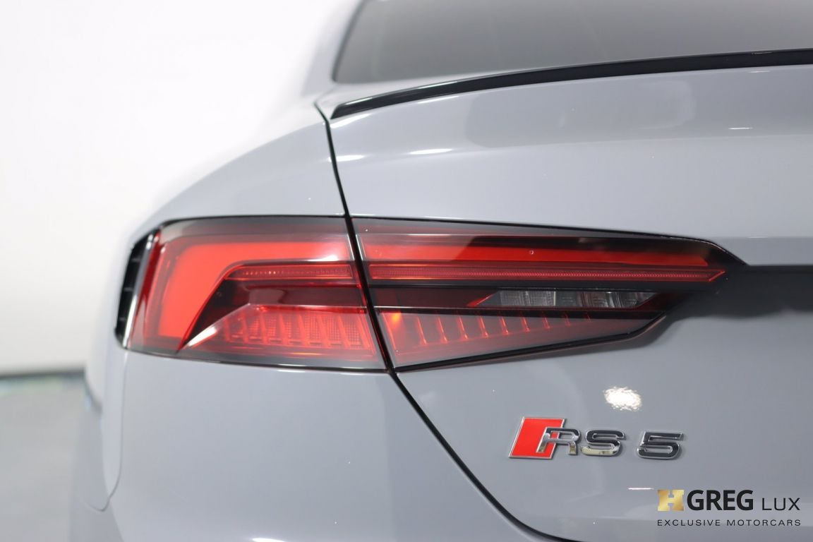2018 Audi RS 5 Coupe 2.9T #17