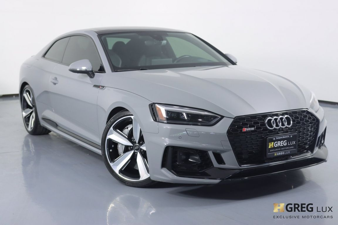 2018 Audi RS 5 Coupe 2.9T #0