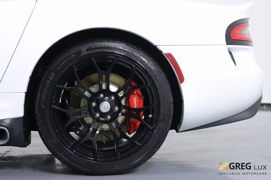 2013 Dodge SRT Viper GTS #23