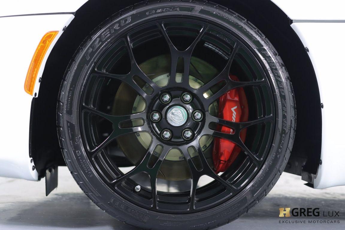 2013 Dodge SRT Viper GTS #21