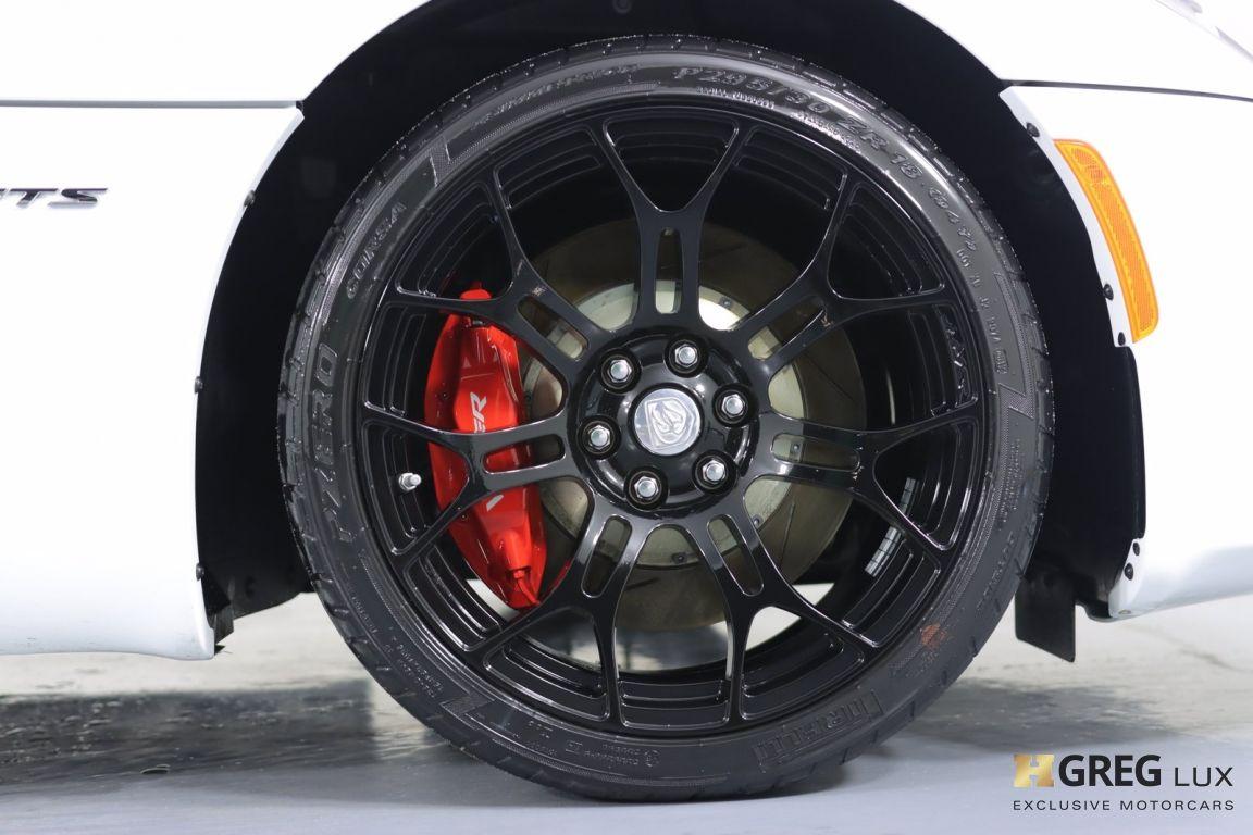 2013 Dodge SRT Viper GTS #10