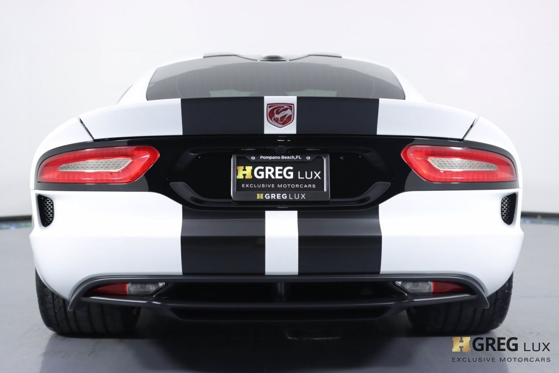 2013 Dodge SRT Viper GTS #14