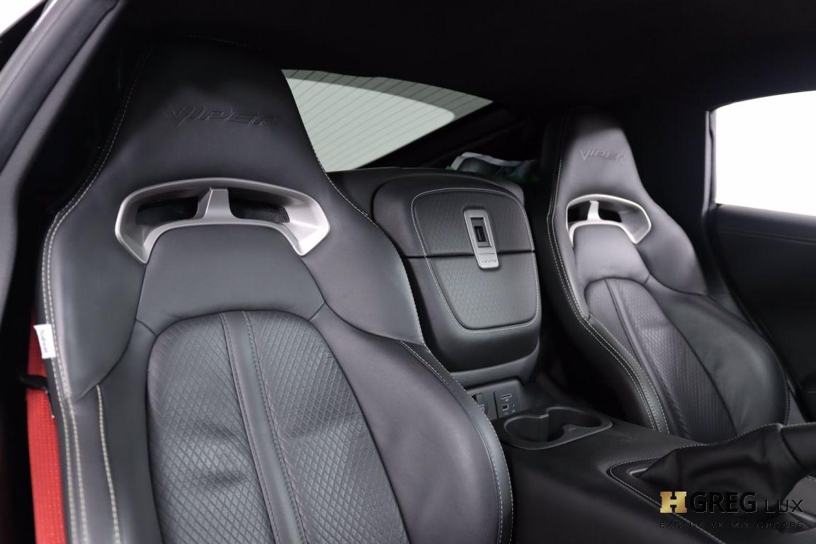 2013 Dodge SRT Viper GTS #29