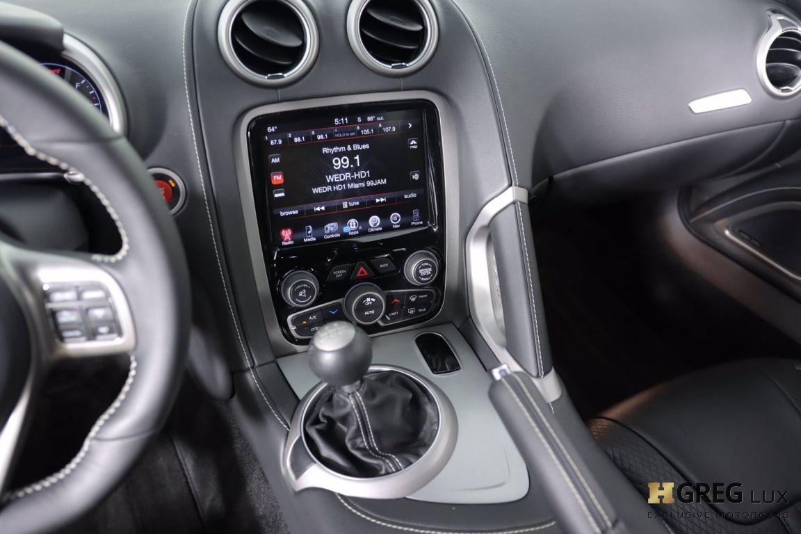 2013 Dodge SRT Viper GTS #34