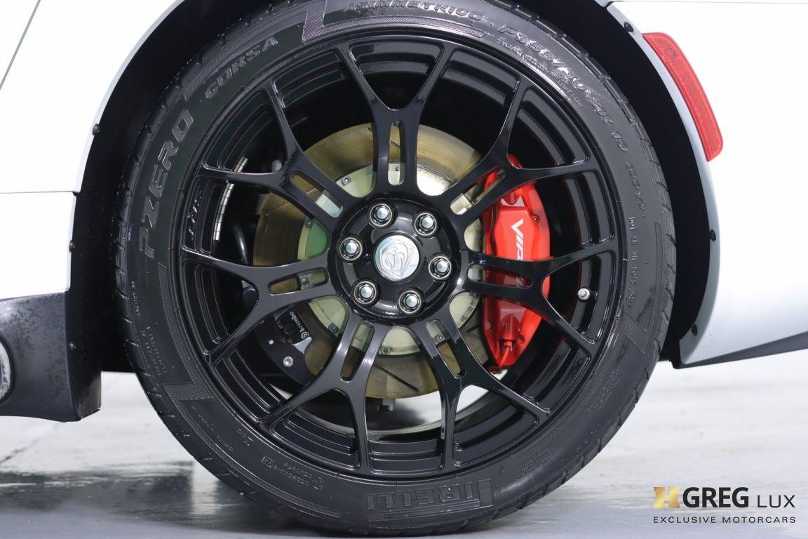 2013 Dodge SRT Viper GTS #24