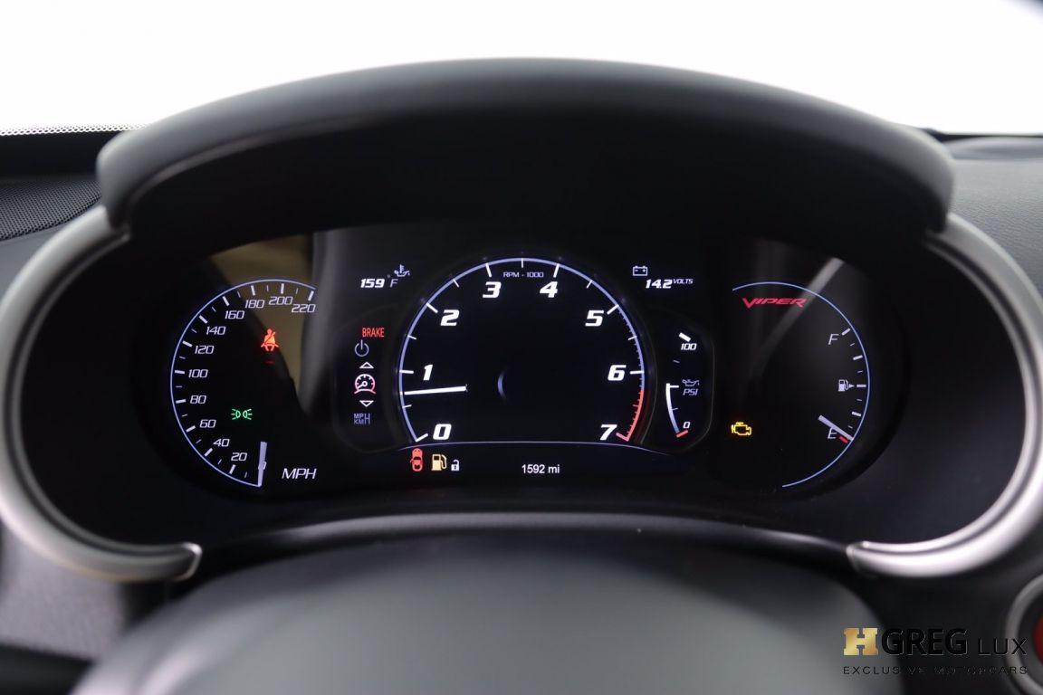 2013 Dodge SRT Viper GTS #39