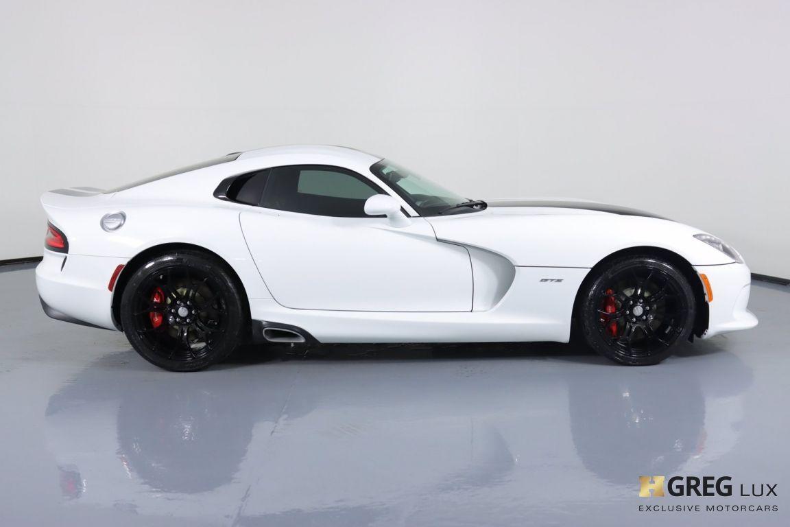 2013 Dodge SRT Viper GTS #8