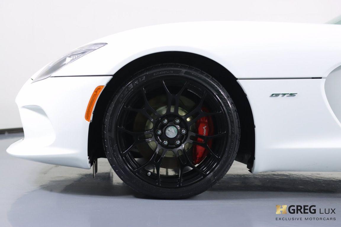 2013 Dodge SRT Viper GTS #20