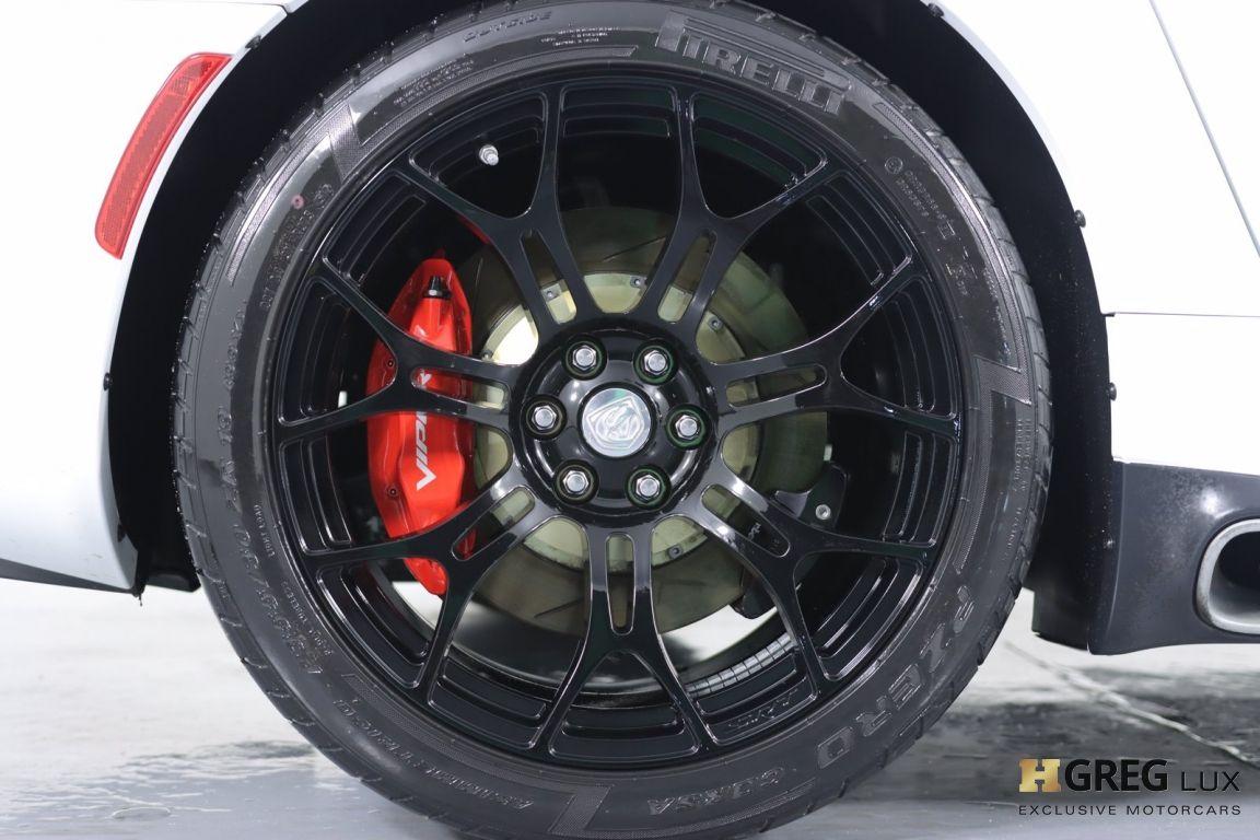 2013 Dodge SRT Viper GTS #12