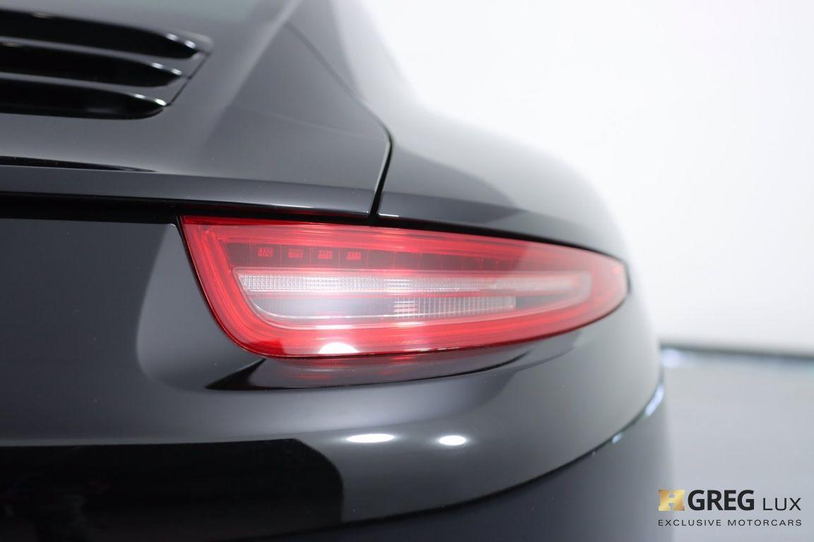 2014 Porsche 911 Carrera #18