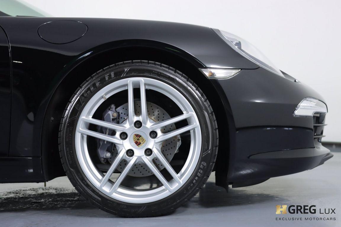 2014 Porsche 911 Carrera #11
