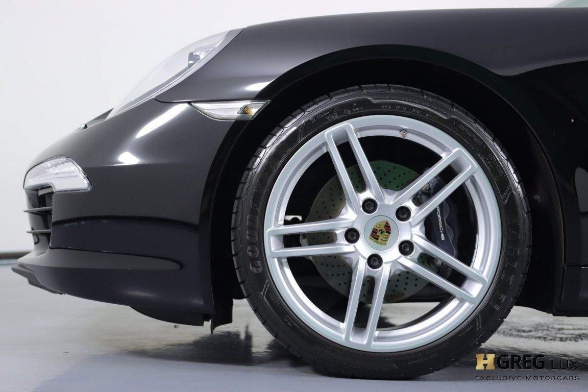 2014 Porsche 911 Carrera #22