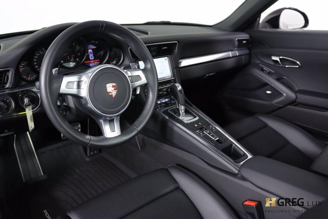 2014 Porsche 911 Carrera #1
