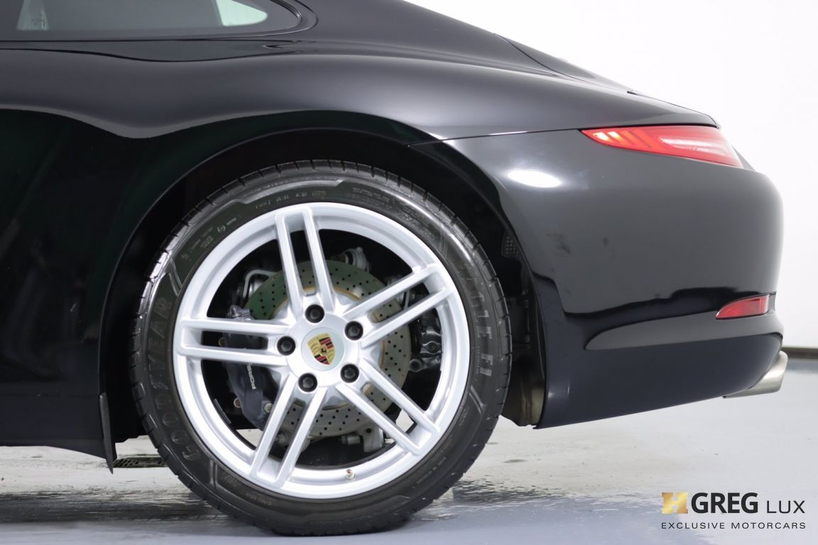 2014 Porsche 911 Carrera #24