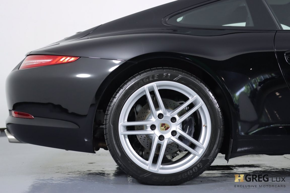 2014 Porsche 911 Carrera #13