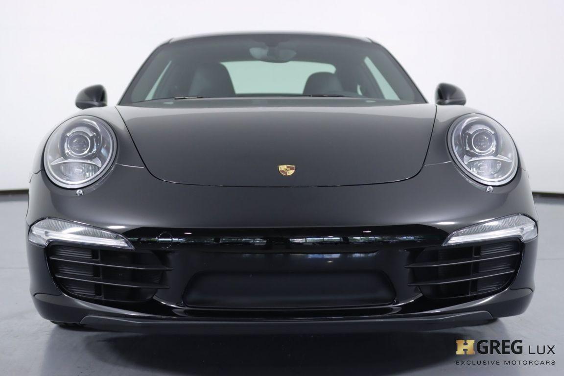 2014 Porsche 911 Carrera #3