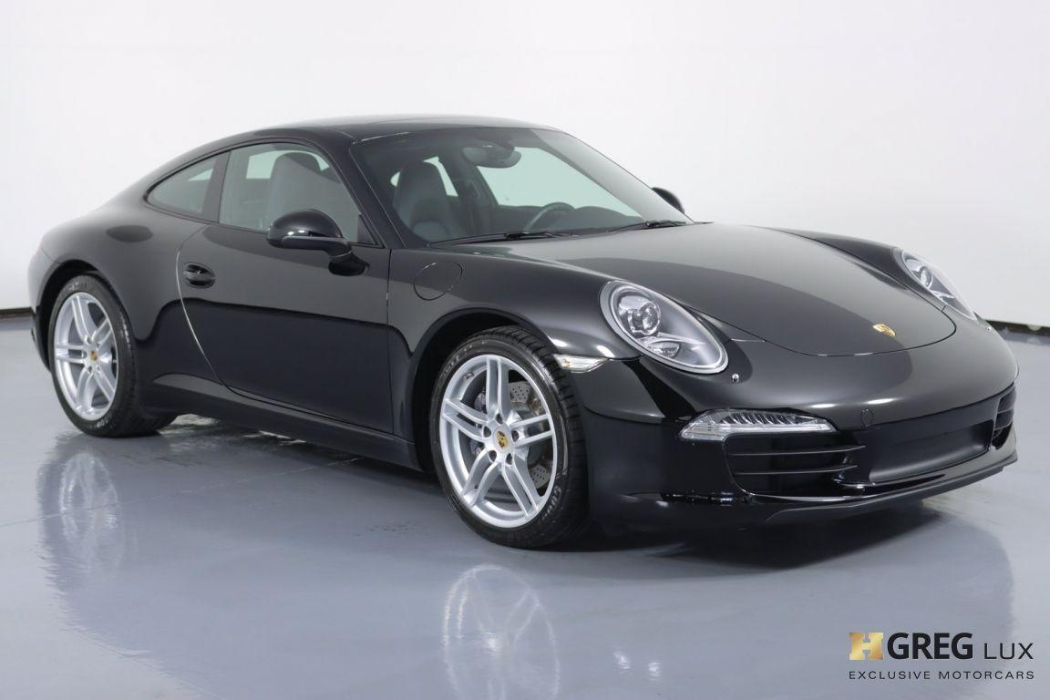 2014 Porsche 911 Carrera #9