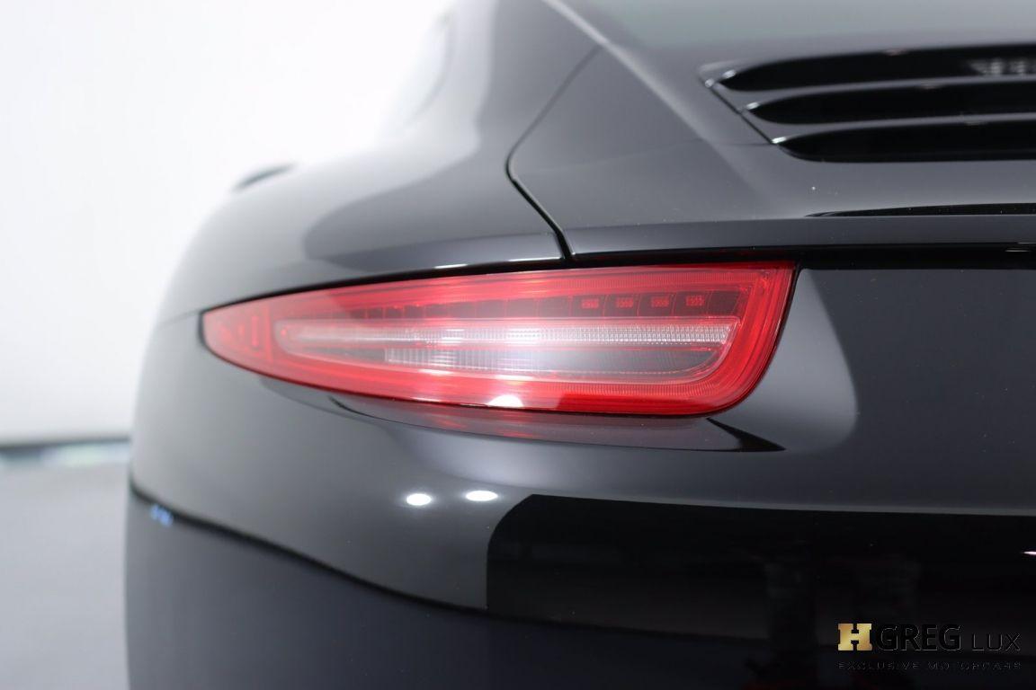 2014 Porsche 911 Carrera #17