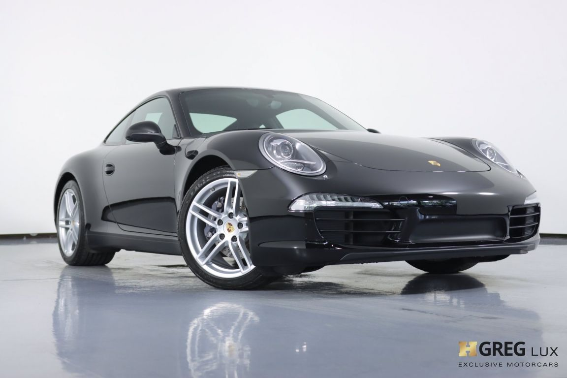 2014 Porsche 911 Carrera #26