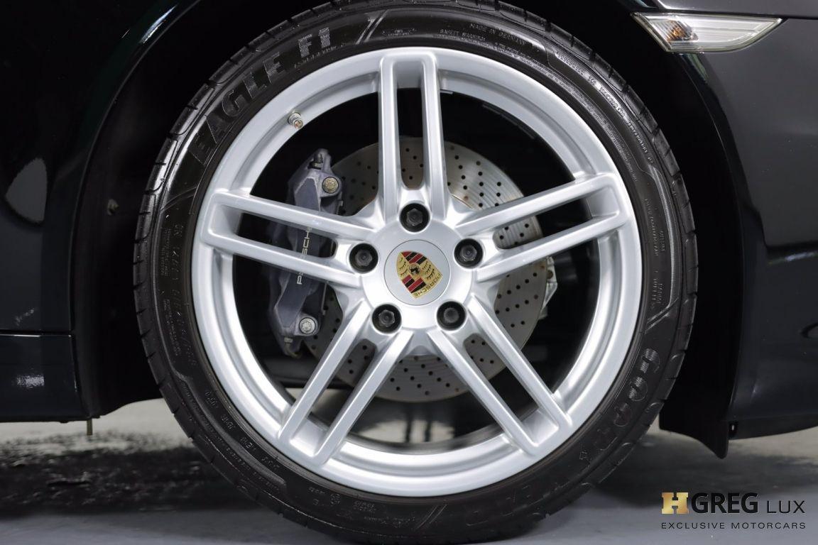2014 Porsche 911 Carrera #12
