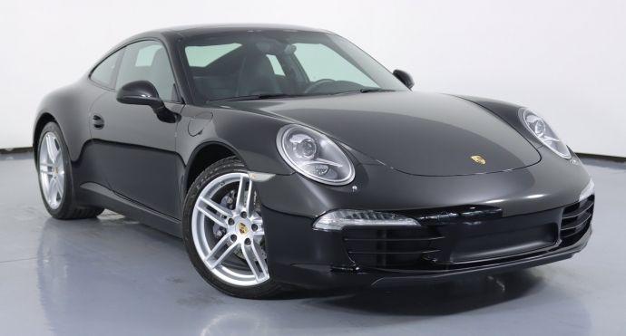 2014 Porsche 911 Carrera #0