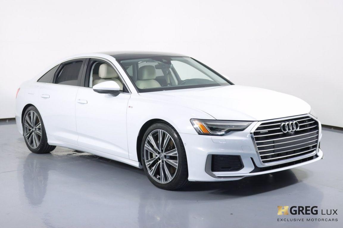 2019 Audi A6 Premium Plus #8