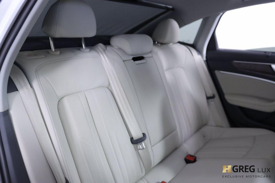 2019 Audi A6 Premium Plus #33