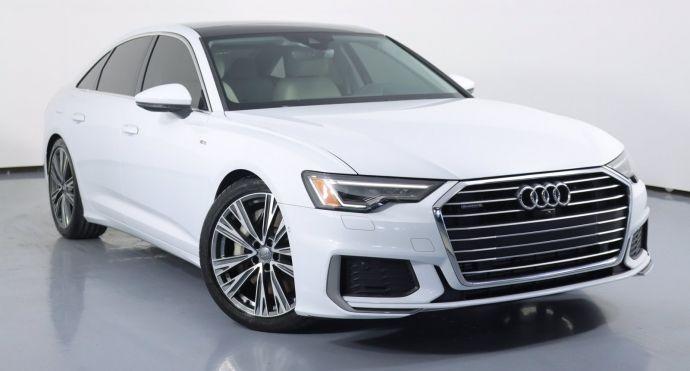 2019 Audi A6 Premium Plus #0