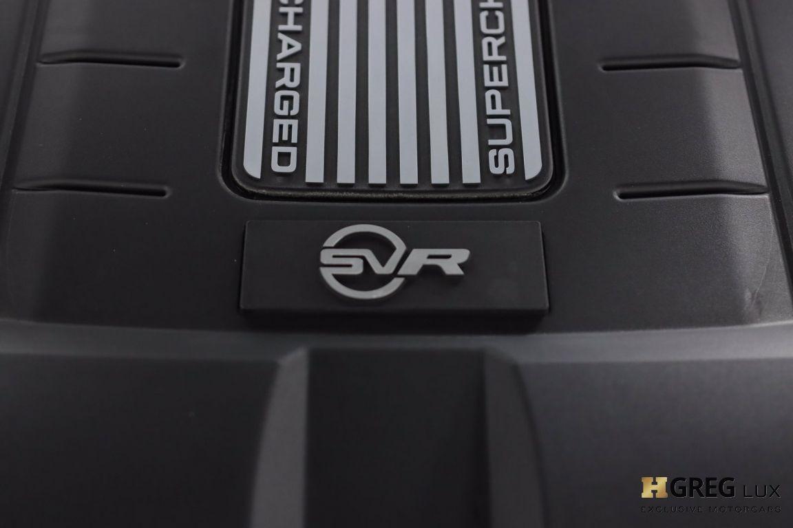 2021 Land Rover Range Rover Sport SVR #54