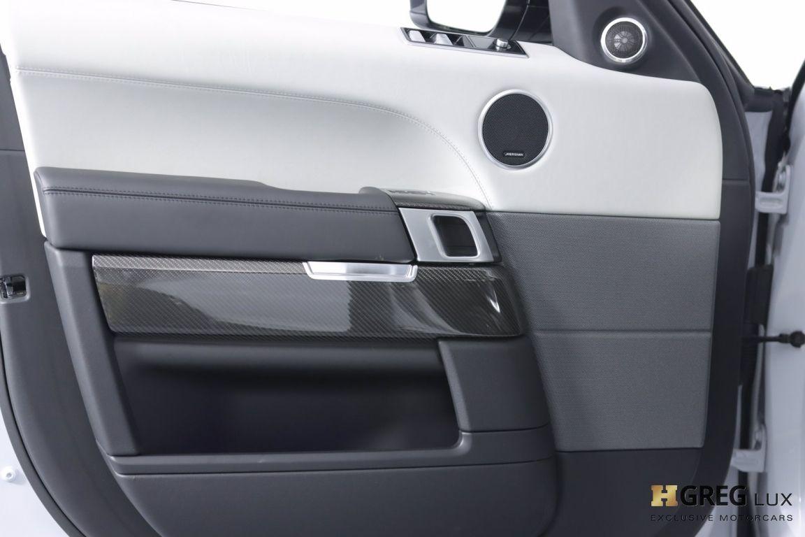 2021 Land Rover Range Rover Sport SVR #36