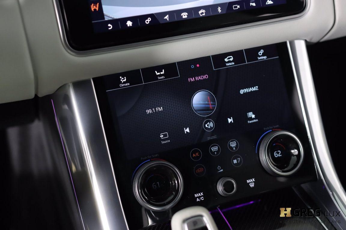 2021 Land Rover Range Rover Sport SVR #43