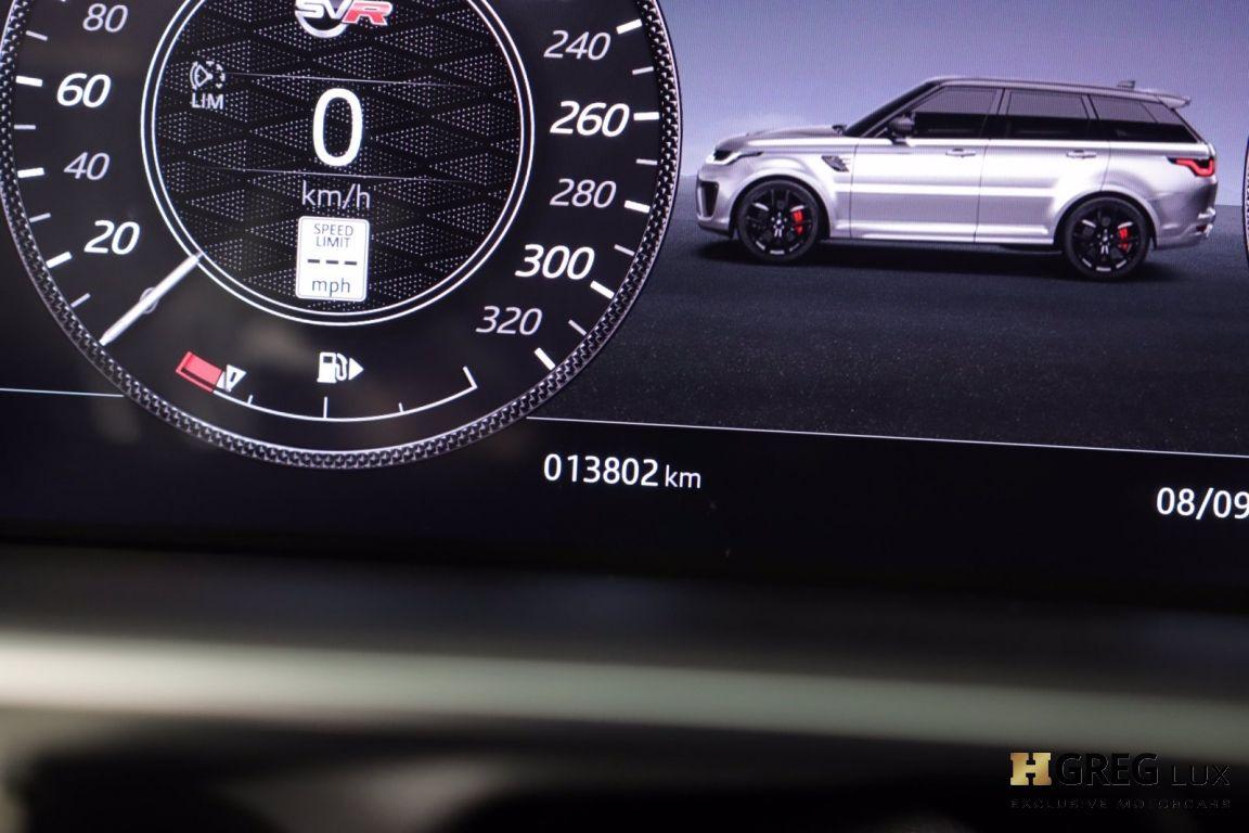 2021 Land Rover Range Rover Sport SVR #48