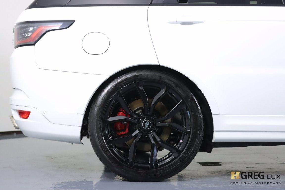 2021 Land Rover Range Rover Sport SVR #13