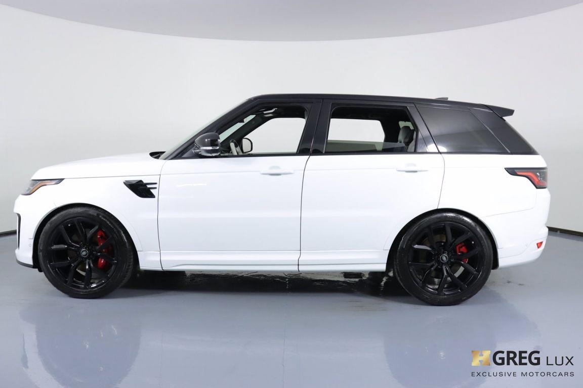 2021 Land Rover Range Rover Sport SVR #22