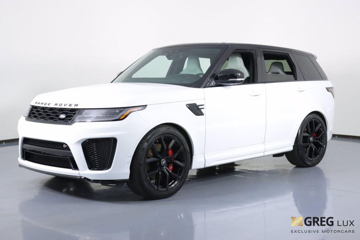 2021 Land Rover Range Rover Sport SVR #27