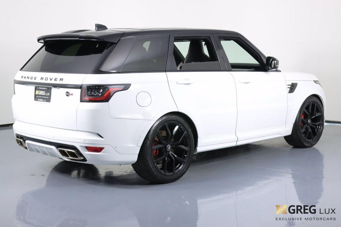2021 Land Rover Range Rover Sport SVR #15