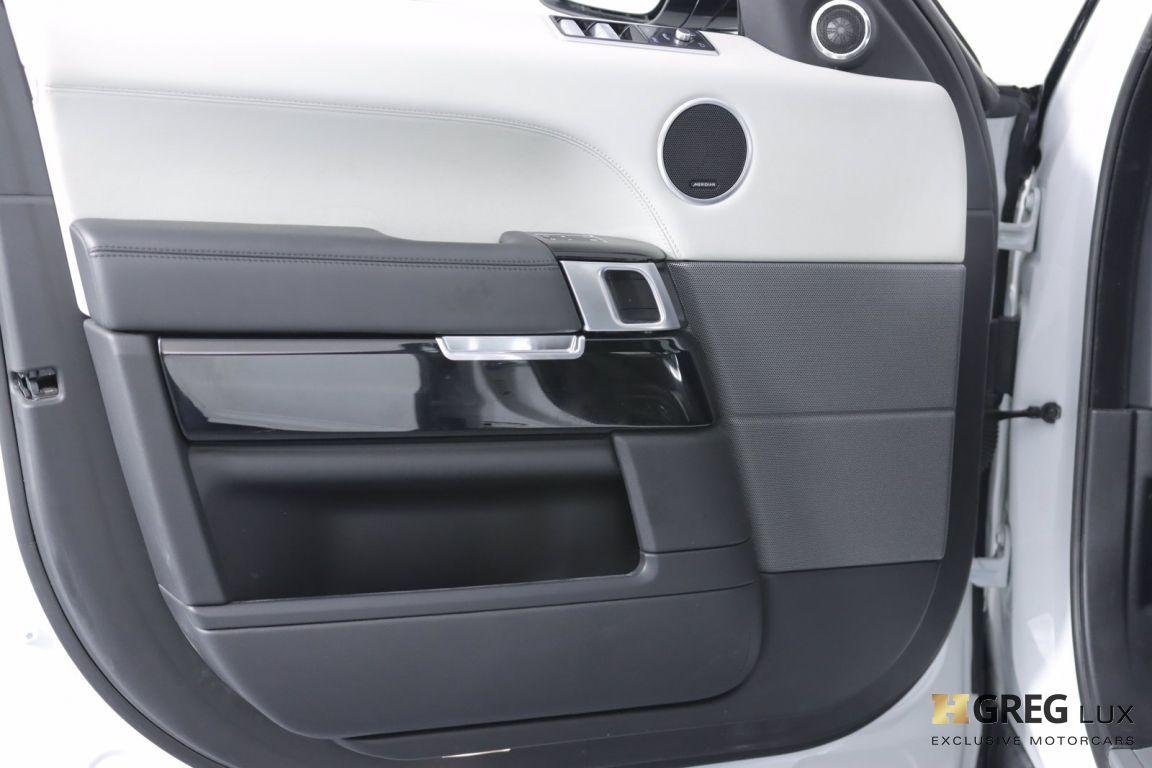 2021 Land Rover Range Rover Sport SVR #37