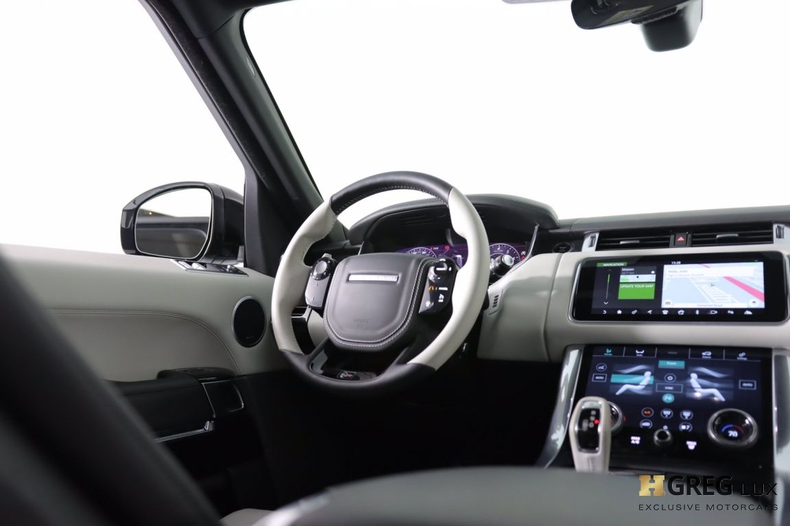 2021 Land Rover Range Rover Sport SVR #49