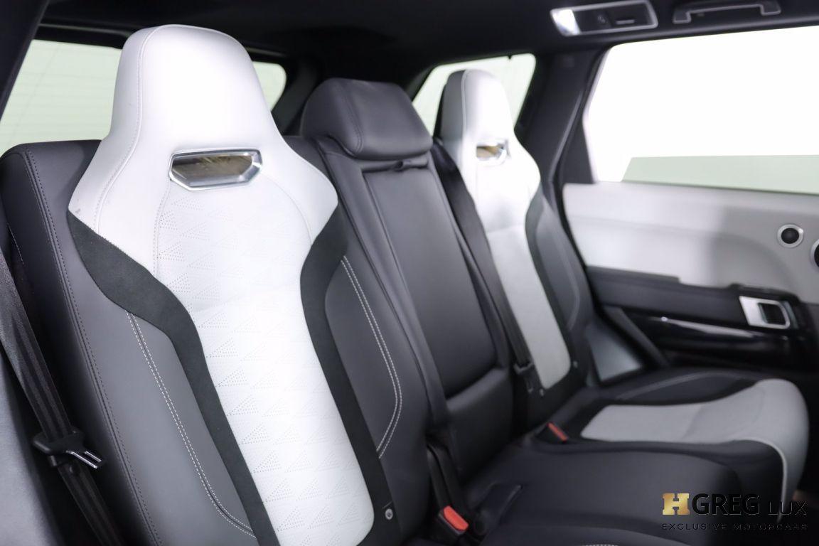 2021 Land Rover Range Rover Sport SVR #35