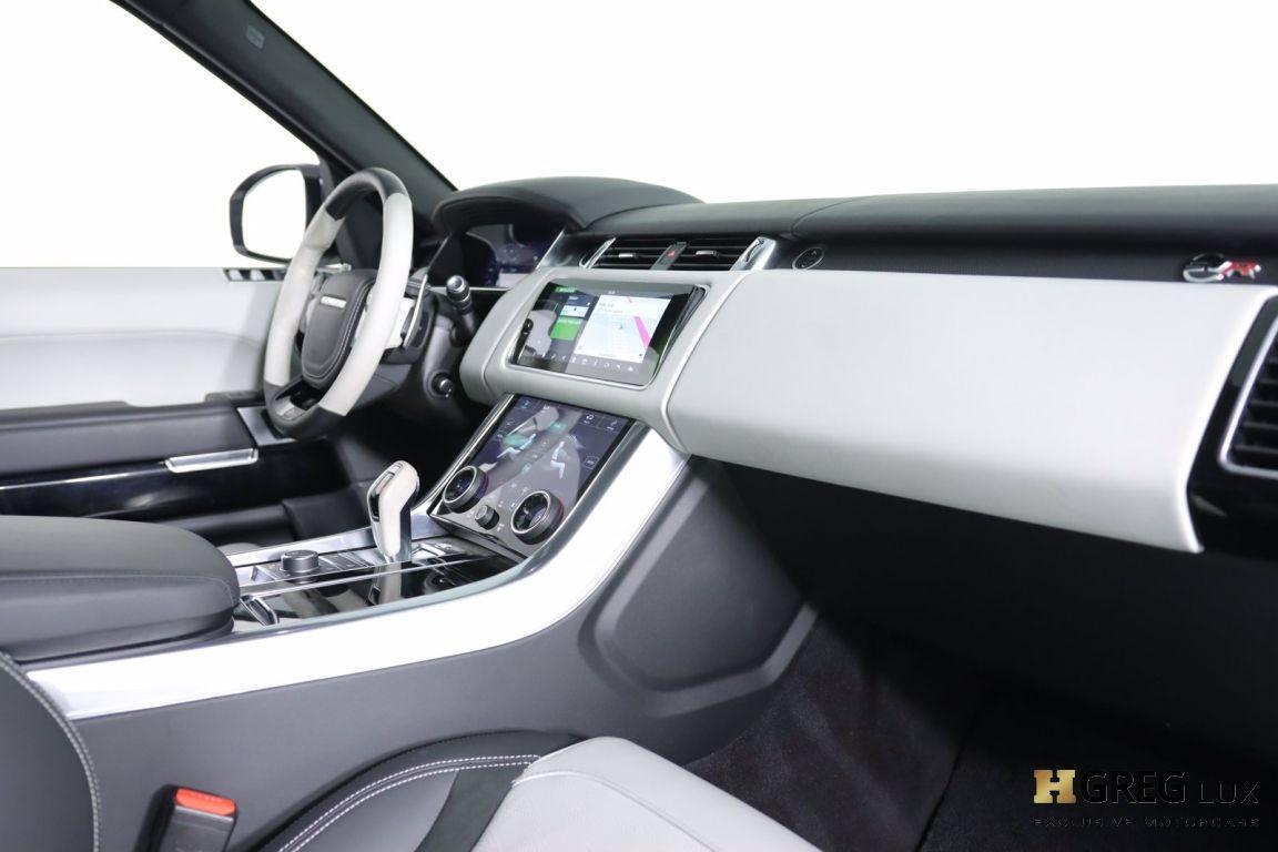 2021 Land Rover Range Rover Sport SVR #29