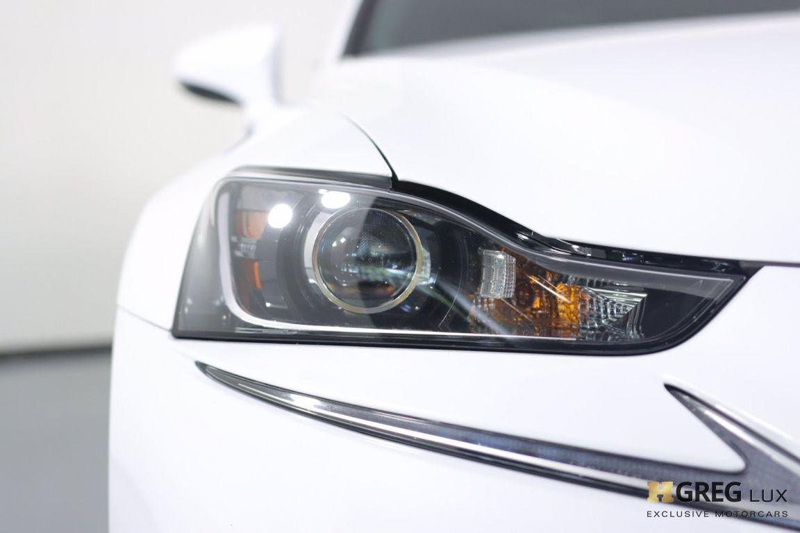 2019 Lexus IS IS 300 F SPORT #4